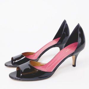 Kate Spade Sage Patent High Heels Size 8.5 Narrow